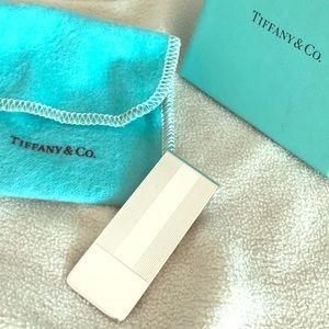 Tiffany & co - vintage men's money clip